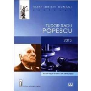 Mari Juristi Romani Tudor Radu Popescu imagine