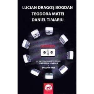Lucian Dragos Bogdan, Teodora Matei, Daniel Timariu imagine