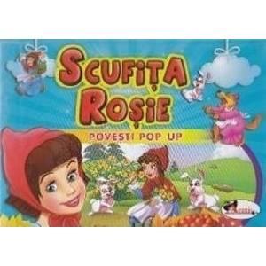 Pop-up-Scufita rosie/*** imagine