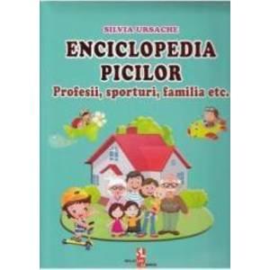 Enciclopedia picilor: Profesii, sporturi, familia imagine