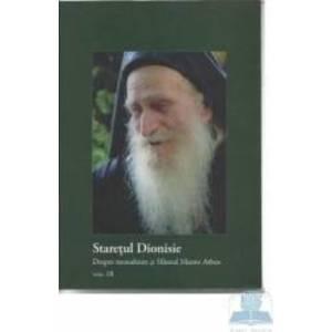 Despre monahism si Sfantul munte Athos - Staretul Dionisie imagine