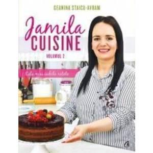 Jamila Cuisine vol. II | Geanina Staicu-Avram imagine