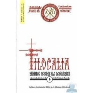 Filocalia 6 Sfintelor nevointe ale desavarsirii imagine