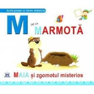 M de la marmota. Cartonata - Greta Cencetti imagine