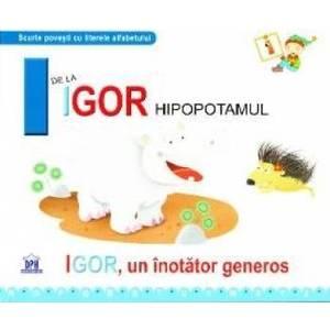 I de la Igor, hipopotamul imagine
