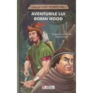 Aventurile lui Robin Hood - Howard Pyle imagine