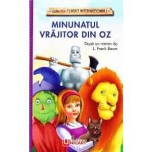 Minunatul Vrajitor din Oz - L. Frank Baum imagine