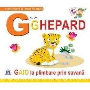 G De La Ghepard imagine