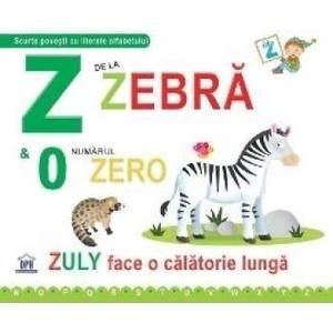 Z de la zebra necartonat imagine