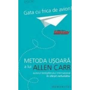 Gata cu frica de avion - Allen Carr imagine