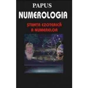 Numerologia - Papus imagine
