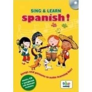 Sing & Learn Spanish! imagine