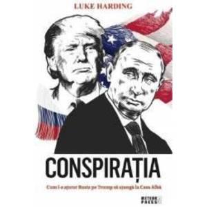 Conspiratia - Luke Harding imagine