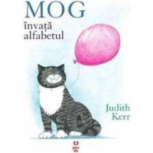 Mog invata alfabetul - Judith Kerr imagine