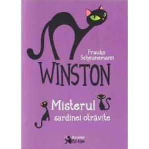 Winston. Misterul sardinei otravite - Frauke Scheunemann imagine