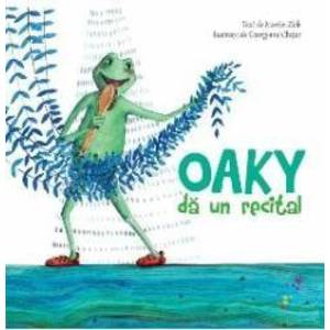 Oaky da un recital - Martin Zick Georgiana Chitac imagine