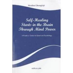 Self-Healing Stars in the Brain Through Mind Power - Niculina Gheorghita imagine
