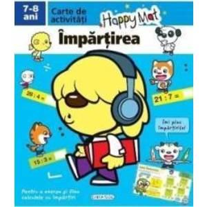 Happy Mat - Impartirea 7-8 ani imagine