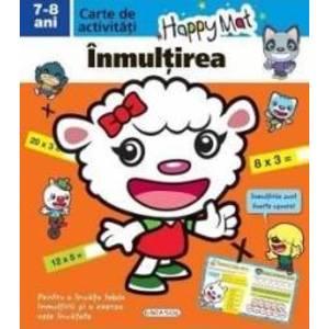 Happy Mat - Inmultirea 7-8 ani imagine