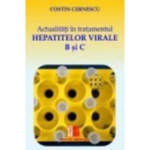 Actualitati In Tratamentul Hepatitelor Virale B Si C - Costin Cernescu imagine