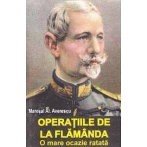 Operatiile de la Flamanda - Maresal Al. Averescu imagine