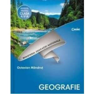 Geografie - Clasa 5 - Manual + CD imagine