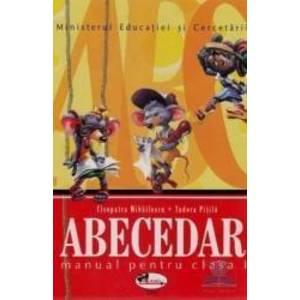 Abecedar cls 1 - Cleopatra Mihailescu Tudora Pitila imagine