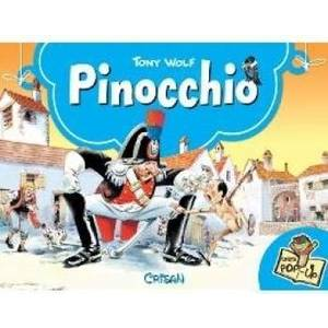 Pinocchio. Carte Pop-up - Tony Wolf imagine