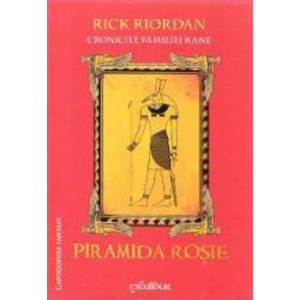 Piramida rosie - Rick Riordan imagine