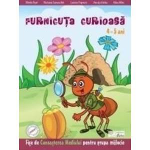Furnicuta curioasa 4-5 ani - Mirela Fiser imagine
