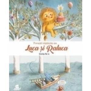 Povesti zapacite cu Luca si Raluca - Clotilde Perrin imagine