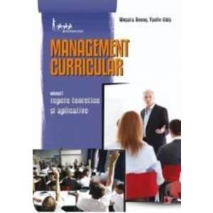 Management curricular vol.1 Repere teoretice si aplicative - Musata Bocos Vasile Chis imagine