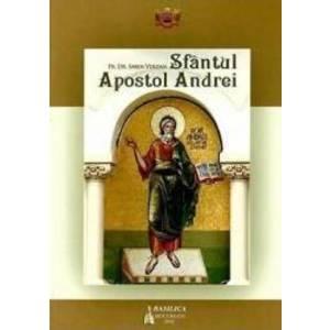 Sfantul Apostol Andrei - Sabin Verzan imagine