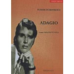 Adagio pentru Violoncel solo - Tudor Dumitrescu imagine