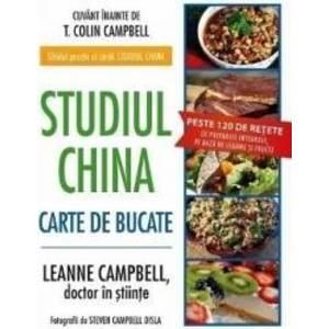 Studiul China. Carte de bucate - LeAnne Campbell imagine