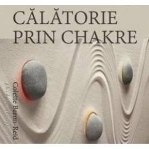 Cd Carte Audio Calatorie Prin Chakre - Colette Baron-Reid imagine