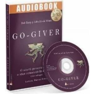 CD Go-giver - Bob Burg John David Mann imagine