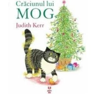 Craciunul lui Mog - Judith Kerr imagine