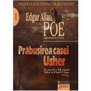 Prabusirea casei Usher. Nuvele - Edgar Allan Poe imagine