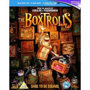 The Boxtrolls (Blu-Ray 3D) | Graham Annable, Anthony Stacchi imagine