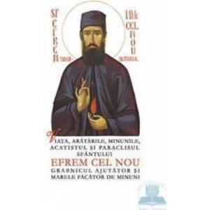 Sfantului Efrem Cel Nou imagine