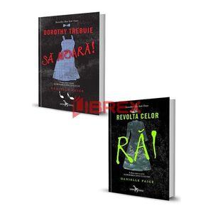 Pachet Seria Eliberarea Tinutului Oz. Set 2 volume imagine