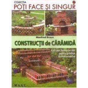 Constructii De Caramida - Manfred Braun imagine