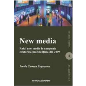New Media - Ionela Carmen Bosoteanu imagine