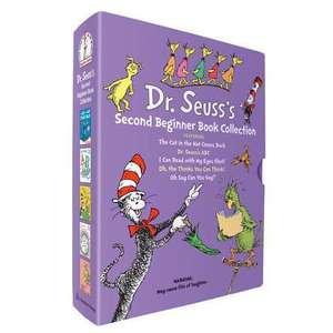Dr. Seuss Second. Beginner Book Collection (2) imagine