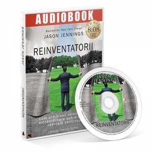 Reinventatorii | Jason Jennings imagine
