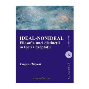 Ideal-nonideal   Eugen Huzum imagine
