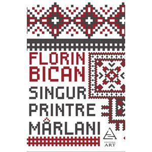Singur printre marlani | Florin Bican imagine