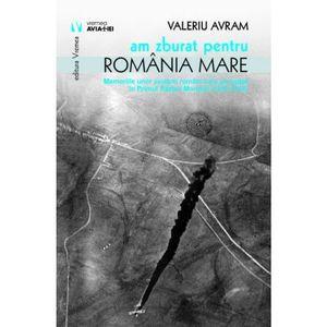 Am zburat pentru Romania Mare | Valeriu Avram imagine