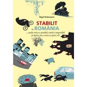 Stabilit in Romania   Nigel Shakespear imagine